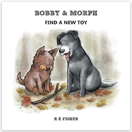 Bobby & Morph: Find A New Toy