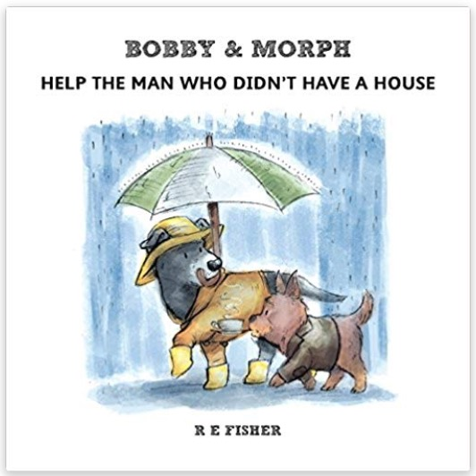 Bobby & Morph: Help the man who didn't have a house