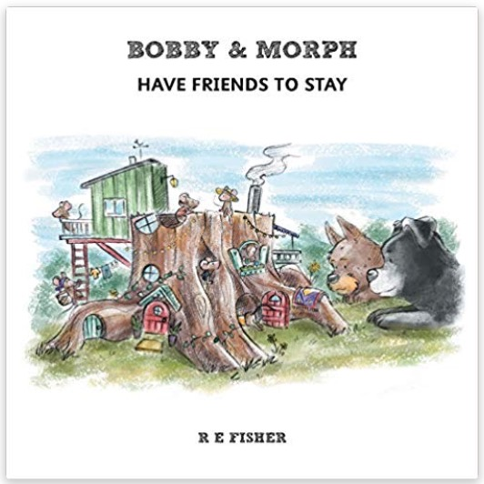 Bobby & Morph: Have Friends to Stay