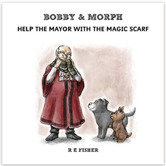 Bobby & Morph: Help the Mayor with the Magic Scarf